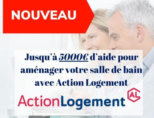 Jusqu'à 5 000 € pour l'aménagement de salle de bain