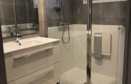 EcoShower douche sécurisée
