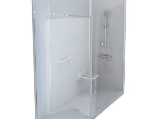 Avantages d'une douche securisée pour personnes âgées