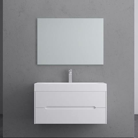 meuble vasque rénovation salle de bain moderne
