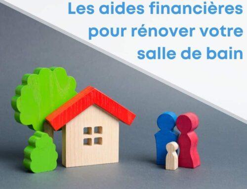 Les aides financières pour rénover votre salle de bain