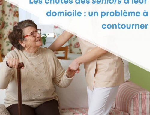 Les chutes des seniors à leur domicile : un problème à contourner